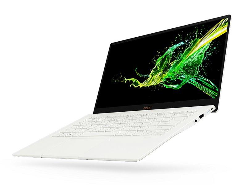 宏碁台灣Windows薄型筆電連七月銷售冠軍。(宏碁提供)