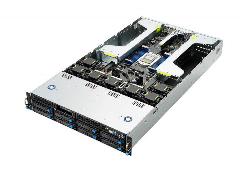 華碩發表全新ESC4000A-E10伺服器。(華碩提供)