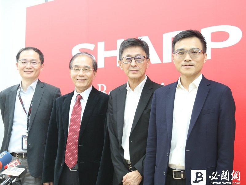夏普戴正吳:JDI工廠是新工廠 可以發展新技術 有信心轉盈。(資料照)