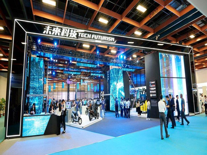 2020台灣創新技術博覽會24日登場 以韌性新生態開創智慧未來。(工研院提供)