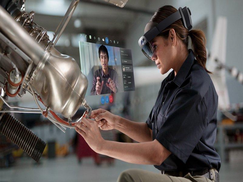 精誠全台獨家銷售Microsoft HoloLens 2 助企業加速發展混合實境應用。(廠商提供)
