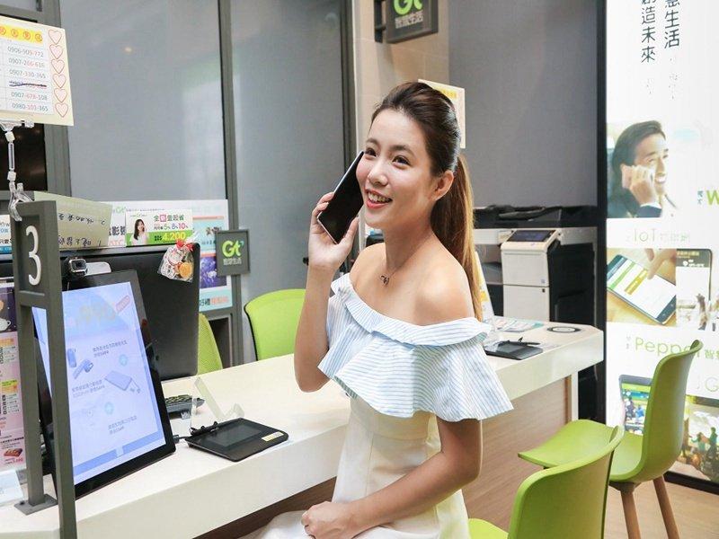 亞太電信迎5G新局 五心客戶服務 善用數位科技重新出擊。(亞太電信提供)
