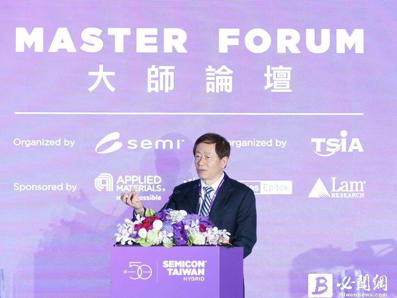 台積電劉德音:將持續在台灣布局 產能會平均分配北中南各約三分之一 。(資料照)