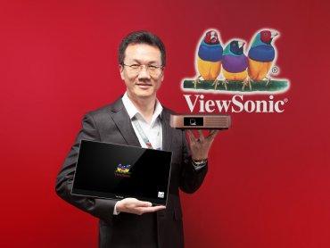 ViewSonic台灣Q2投影機、顯示器兩產品線逆勢翻倍成長