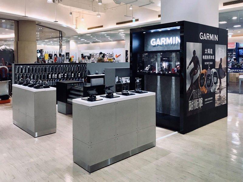 Garmin智慧腕錶市佔躍居全球第二大 健身休閒產品Q2營收表現亮眼。(廠商提供)
