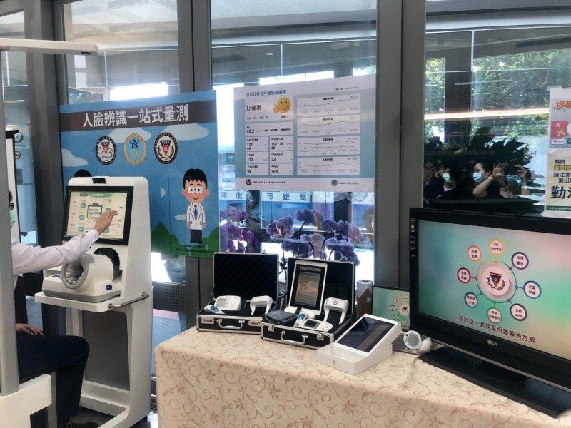 緯創醫學攜手高雄醫學大學附設中和紀念醫院 打造南臺灣智慧照護在地健康生態圈。(緯創提供)