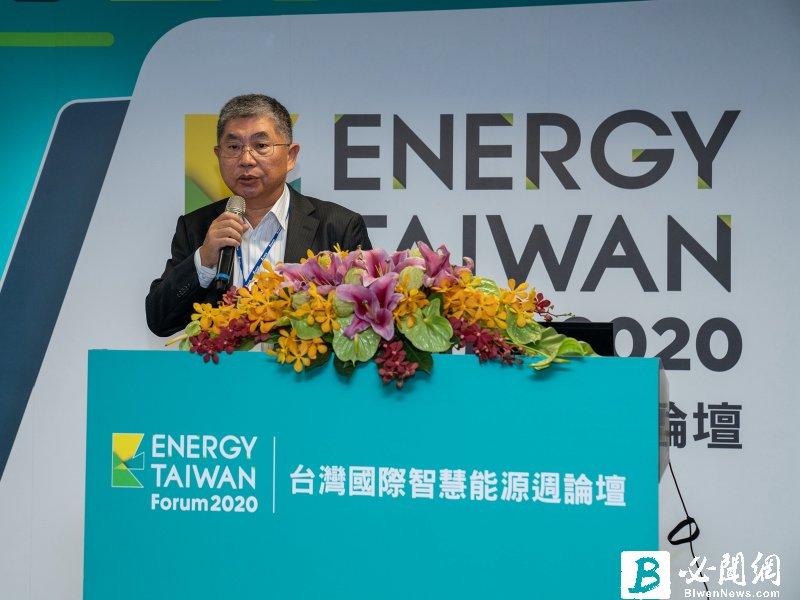 台達參與2020台灣國際智慧能源週 分享一站式儲能技術與實務經驗。(台達提供)