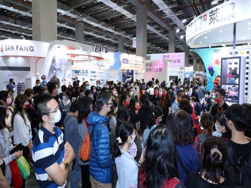 台灣國際醫療展圓滿閉幕 跨域合作提升臺灣醫療品牌新形象。(廠商提供)