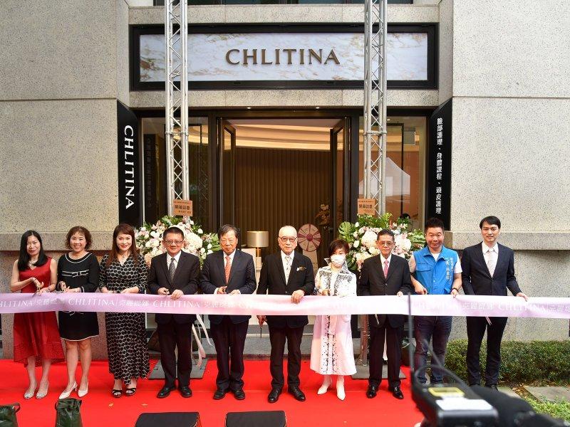 麗豐-KY旗下「克麗緹娜」法國花嬉美妍中心永和店 精心打造全台首創九星級美容畫廊沙龍。(廠商提供)