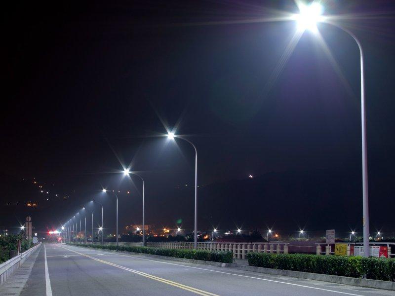 台達再獲新北節能路燈PFI專案 成為智慧城市基礎建設長期夥伴。(台達提供)