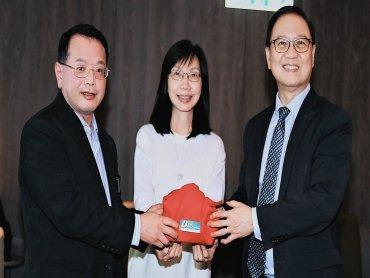 台灣生物產業協會改選 生技中心執行長吳忠勳當選新任理事長