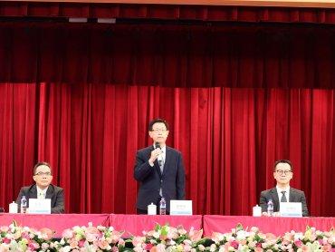 電動車MIH聯盟報佳音 鴻海劉揚偉:已有90家廠商表達加入意願 預計明年6月從鴻海獨立