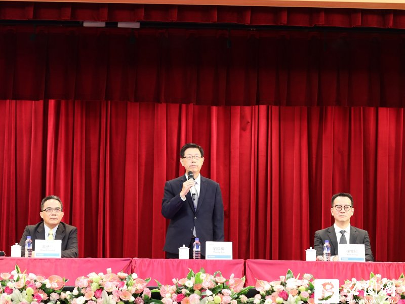 電動車MIH聯盟報佳音 鴻海劉揚偉:已有90家廠商表達加入意願 預計明年6月從鴻海獨立。(資料照)