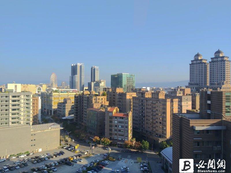 永慶房屋:2021年房市呈「價穩、量持平或小幅上升」格局。(資料照)