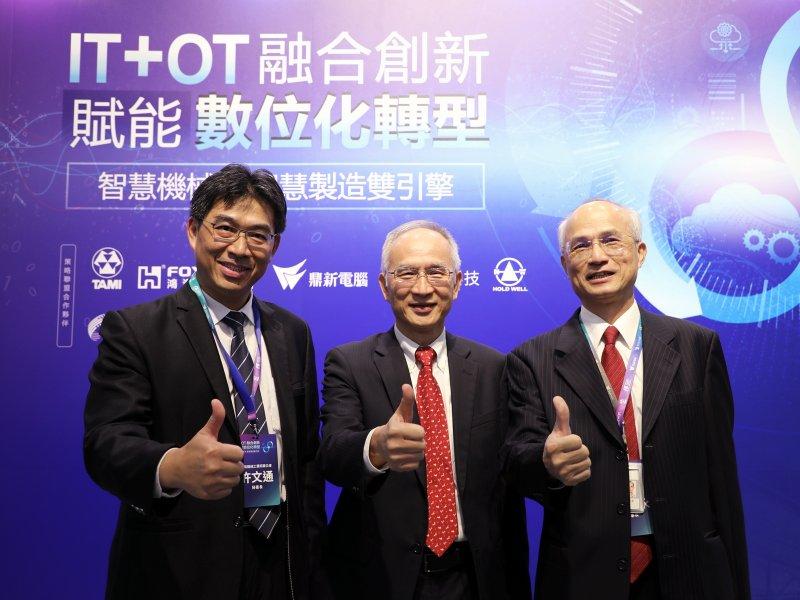 鴻海旗下鴻齡科技佈建5G工業專網 後疫情時代引領精密機械智慧轉型。(廠商提供)
