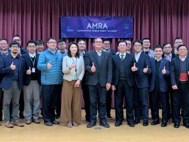 AMR業者與工研院攜手成立「自主移動機器人聯盟」 啟動移動機器人產業新未來