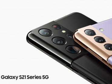 開拓個性化行動體驗 三星Galaxy S21 5G旗艦系列手機 神「攝」登台