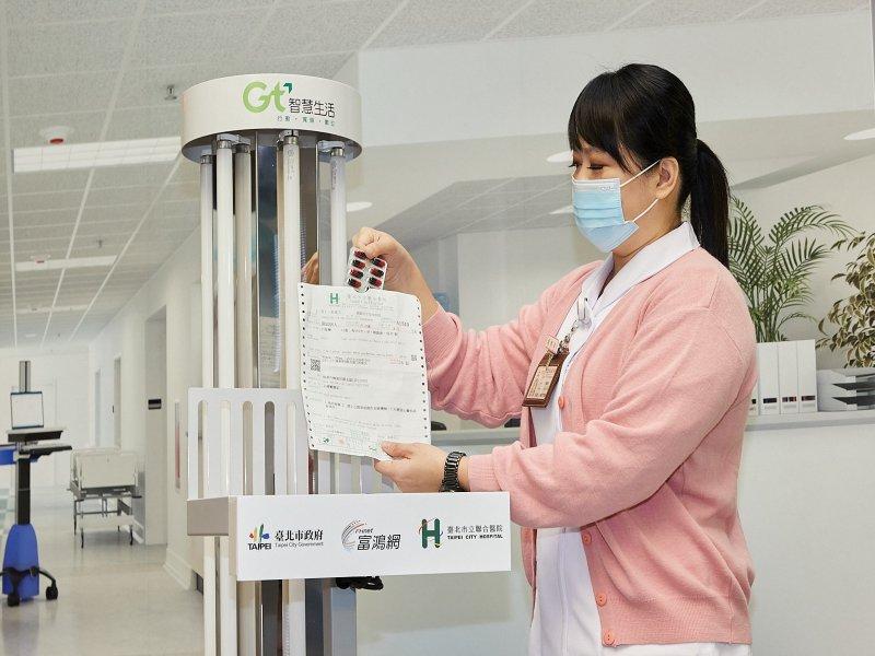 亞太電信揮軍智慧醫療 聯手臺北市政府 打造業界首座SA架構5G專網智慧醫療場域。(亞太提供)