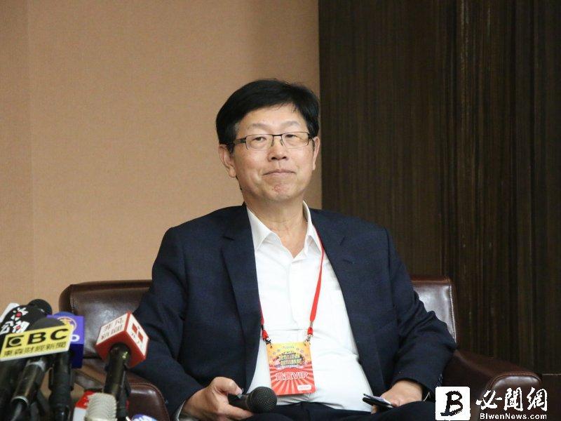 鴻海尾牙嘉年華今線上登場 董座劉揚偉透露 從來沒有想過「不辦嘉年華」。(資料照)