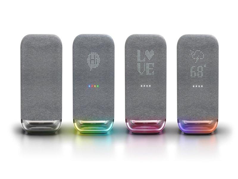 宏碁智能音箱在台灣上市開賣 增添智慧生活樂趣。(宏碁提供)