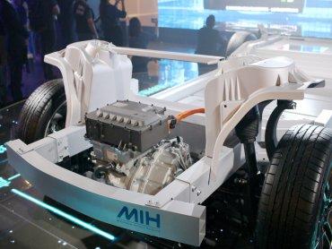 鴻海劉揚偉:MIH電動車平台聯盟第4季會有3款新電動車亮相