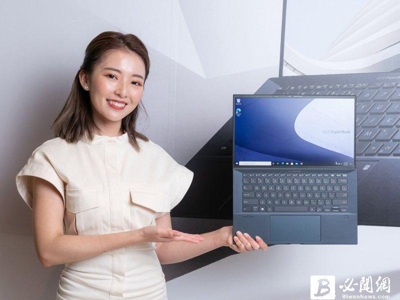 華碩商用筆電、桌機再奪2020年台灣銷售冠軍。(資料照)