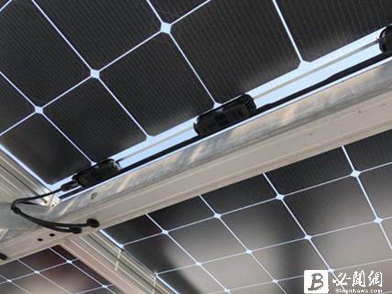 打造綠能國家隊 聯合再生與臺灣大學攜手研究鈣鈦礦太陽能電池。(資料照)