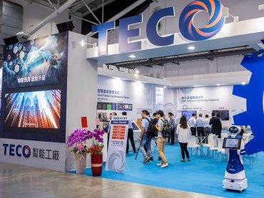 東元電機攜手華德動能電巴國產化 簽訂500台電動巴士合作意向書