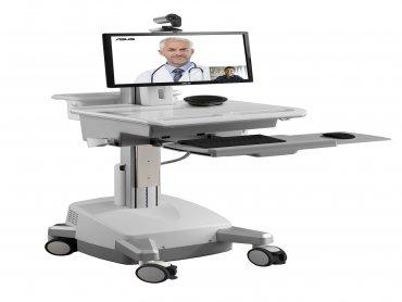 遠距照護利器華碩、英特爾聯手推智慧醫療行動車