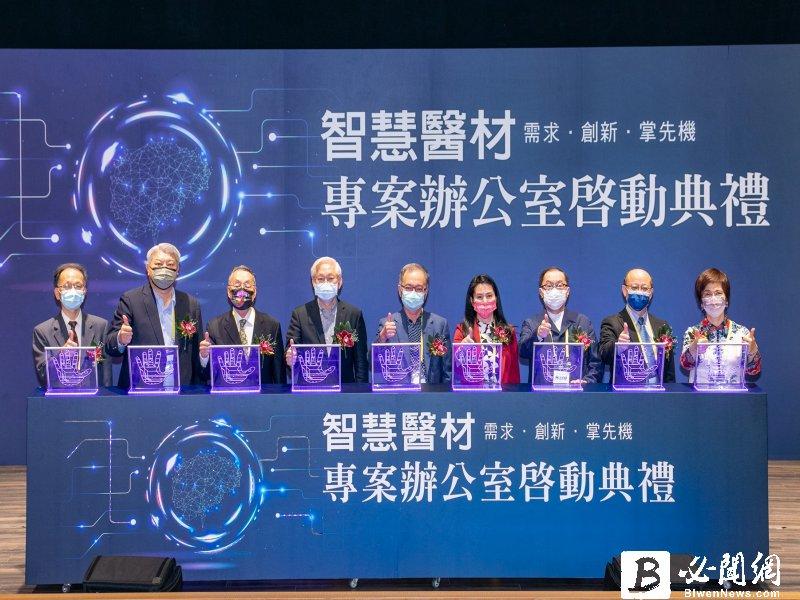 從「護國群山」到「護國觀音」 施振榮:智慧醫材成救世觀音分身 讓台灣對全世界做出更多貢獻。(資料照)