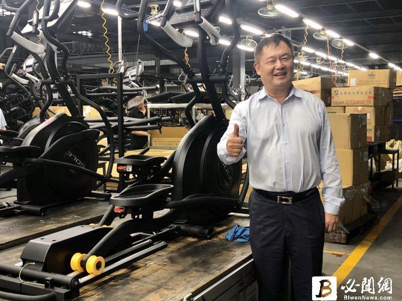 岱宇4月營收年增30% 再創單月同期新高。(資料照)