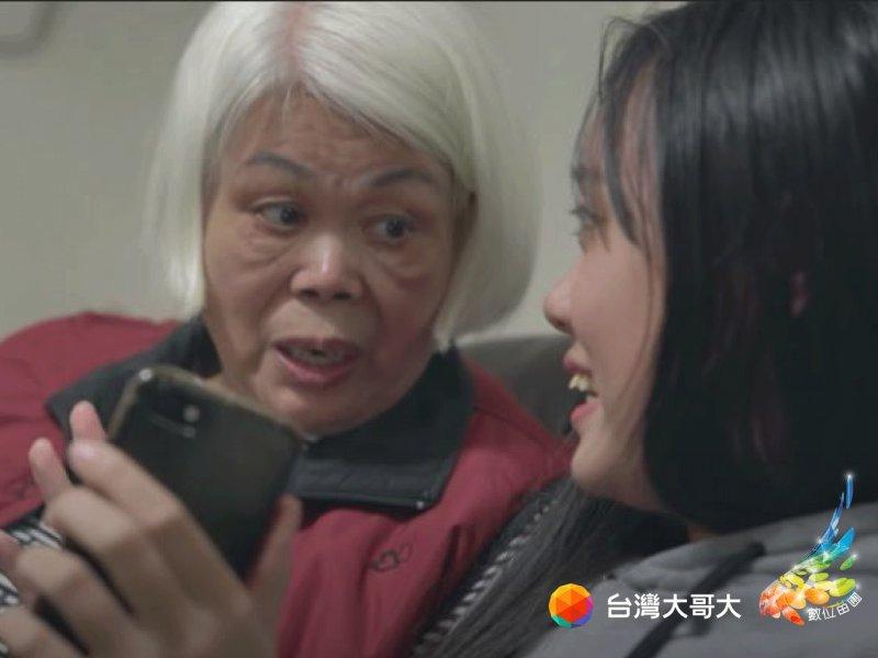 助攻線上學習 台灣大贊助弱勢4.5萬個免費吃到飽門號。(台灣大提供)