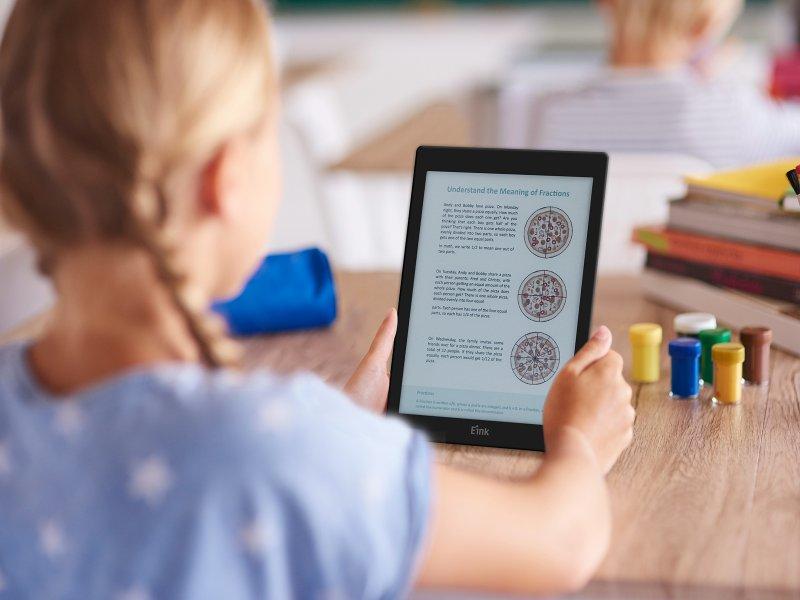 E Ink元太科技推出全球首個On-Cell觸控電子紙模組。(廠商提供)