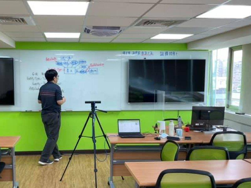 TibaMe遠距教學、遠距辦公課程 疫後免費全公開。(廠商提供)