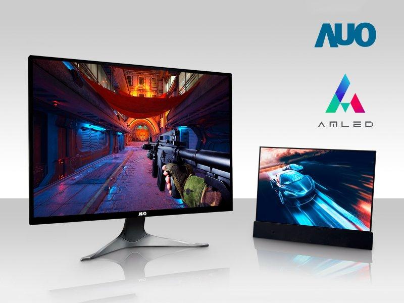 友達攜手宏碁 AmLED先進技術導入全新Predator電競筆電。(友達提供)