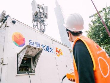 5G開台將滿周年 台灣大哥大用戶突破80萬 滲透率達14%