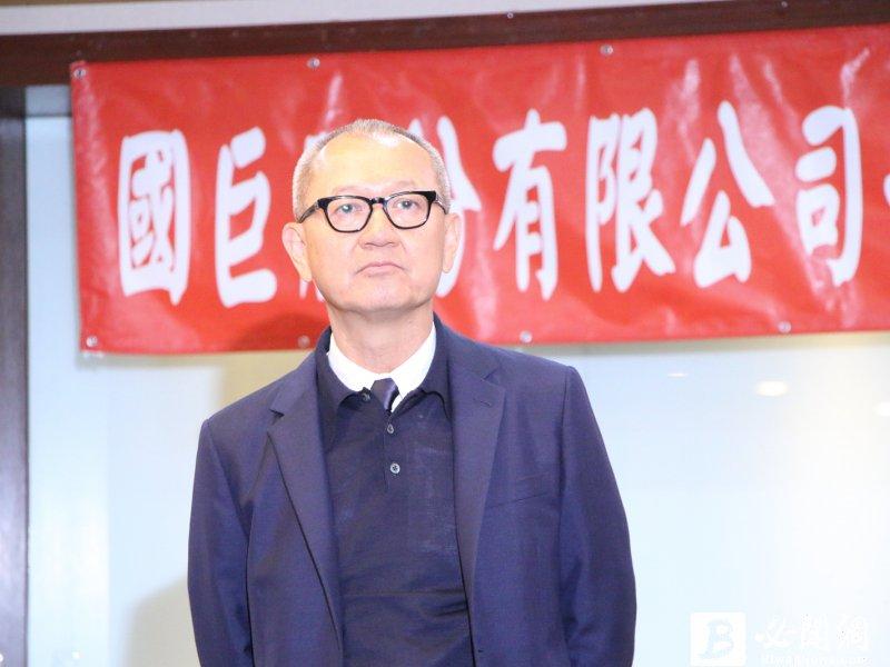 國巨合併奇力新 陳泰銘:新公司獲利將續增 奇力新營收也將增10-15%