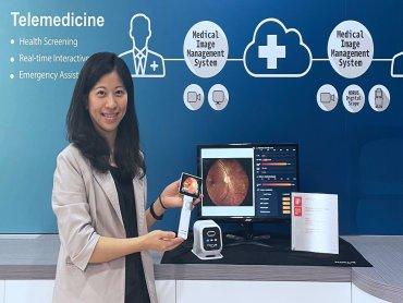 晉弘科技視網膜AI輔助診斷軟體獲TFDA第二級醫療器材軟體許可證