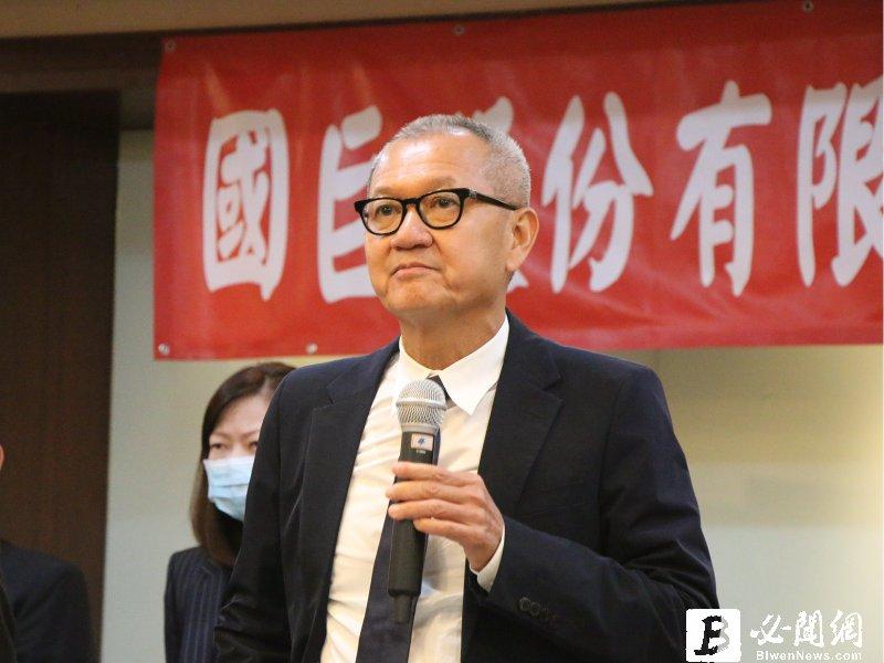 國巨陳泰銘:2023年高階產品營收比重拉高到80%。(資料照)
