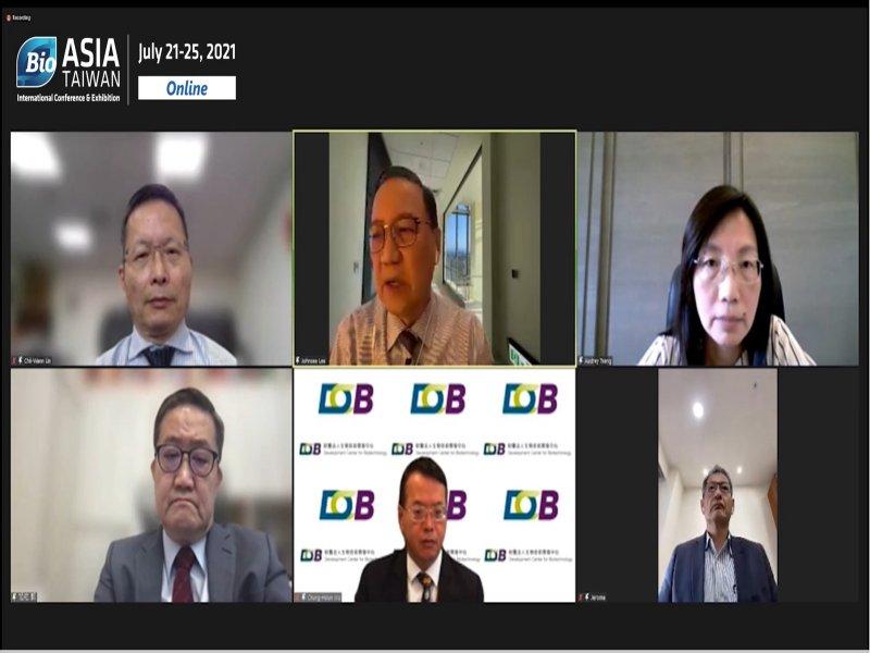 《2021 BIO Asia Taiwan 亞洲生技大會》開幕 諾獎得主Michael Houghton、生醫愛迪生/Moderna共同創辦人Robert Langer同台演講!(廠商提供)
