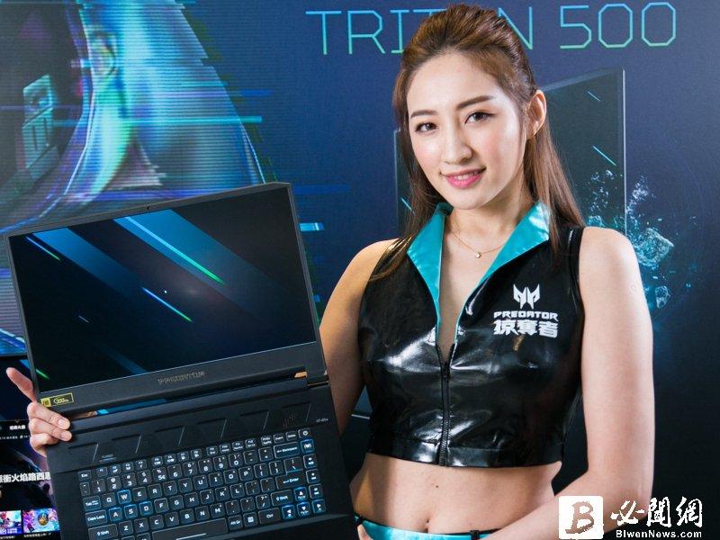 宏碁電競筆電 穩坐越南上半年銷售冠軍。(資料照)