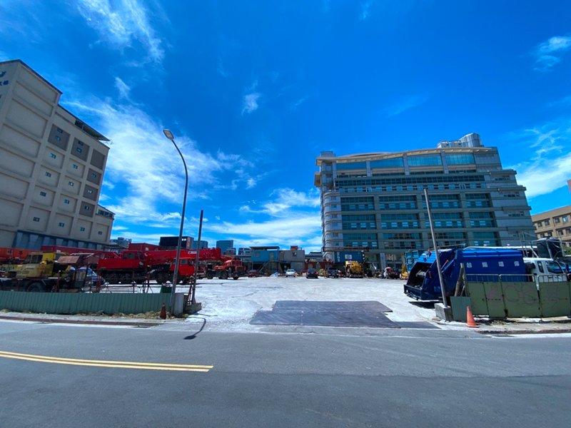台北市內湖大面積科工土地 公開標售。(廠商提供)
