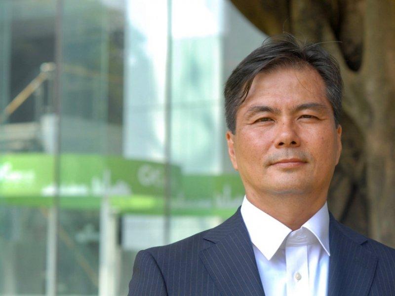 亞太電信新任董事長由陳鵬接任 邁向5G嶄新紀元。(亞太電信提供)