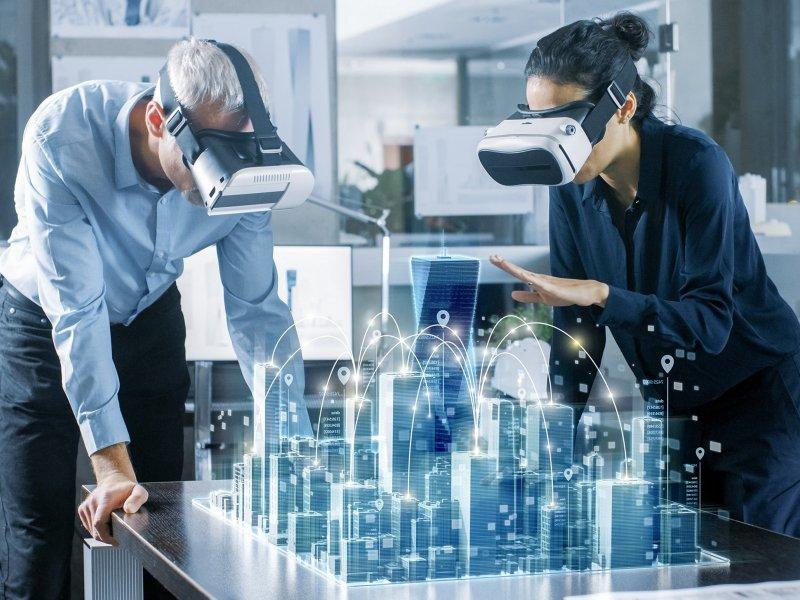 台灣之星5G結盟「iClick愛點科技」720°虛擬實境技術 開啟智慧觀光新藍海。(廠商提供)