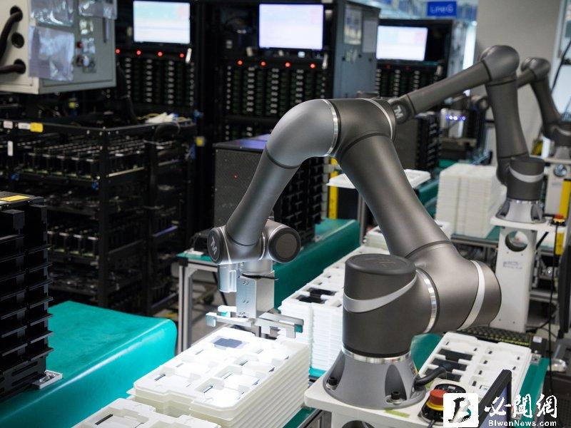 達明機器人攜手機械公會主辦 「鏈結工業用機器人與智慧製造生態系」論壇14日登場。(資料照)