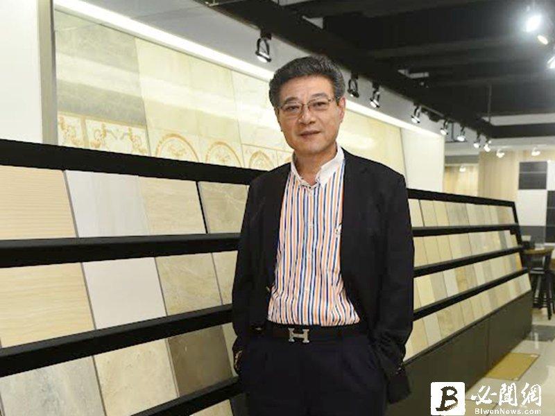 冠軍8月營收衝今年單月新高 台灣區磁磚銷售不受疫情影響月增5%。(資料照)