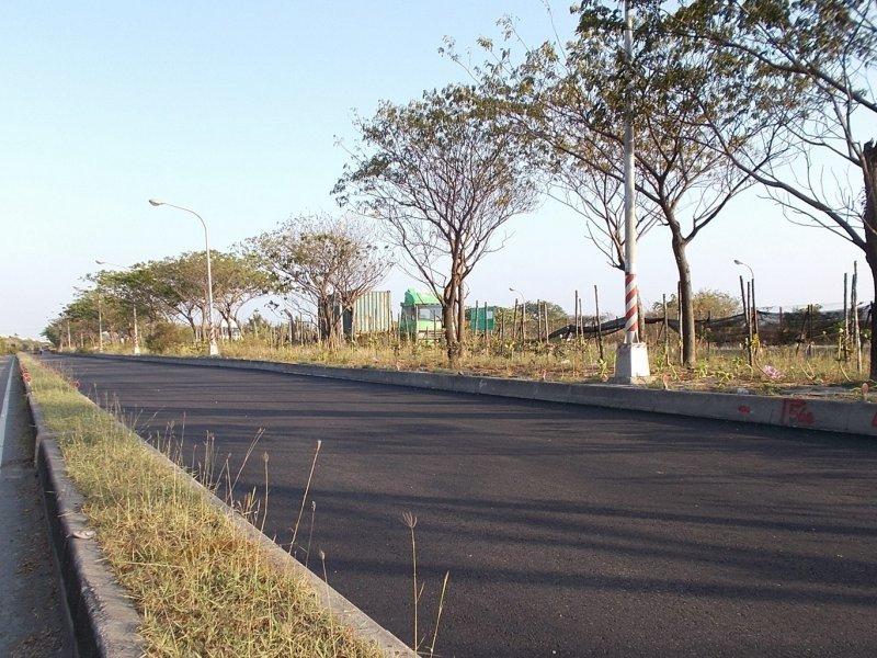 轉爐石粒料3D特性 打造道路鋪面卓越品質。(中鋼提供)