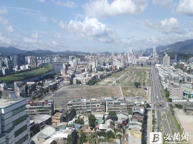 華固標出南港新地王 未來將是建商、壽險業兵家必爭之地。(資料照)