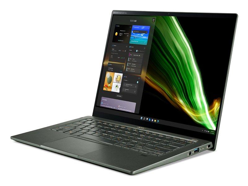 宏碁最新Windows 11系列筆電 正式上市開賣。(宏碁提供)