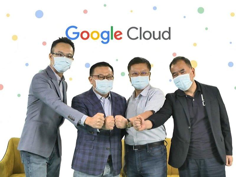樺漢集團與Google Cloud成為合作夥伴 為其全球開放式AIoT雲端平台進行數位轉型。(廠商提供)
